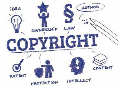Intellectual property rights: challenges for publishing ...