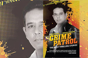Crime Patrol 'book'ed – All About Book Publishing