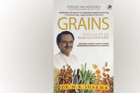 Grains: The Cause of Human Diseases – All About Book Publishing